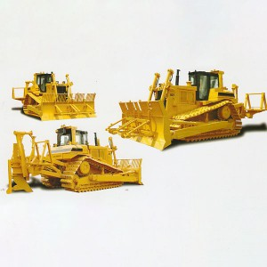 Multifunctionele Bulldozer SD7LGP