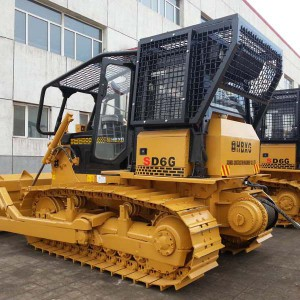 Europe style for Komatsu Secondhand Bulldozer -