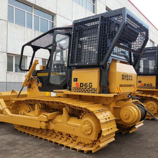 Good quality 6 Ton Track Excavator -