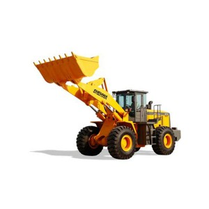 China Supplier Articulated Backhoe Loader -