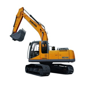 Renewable Design for Backhole Excavator -