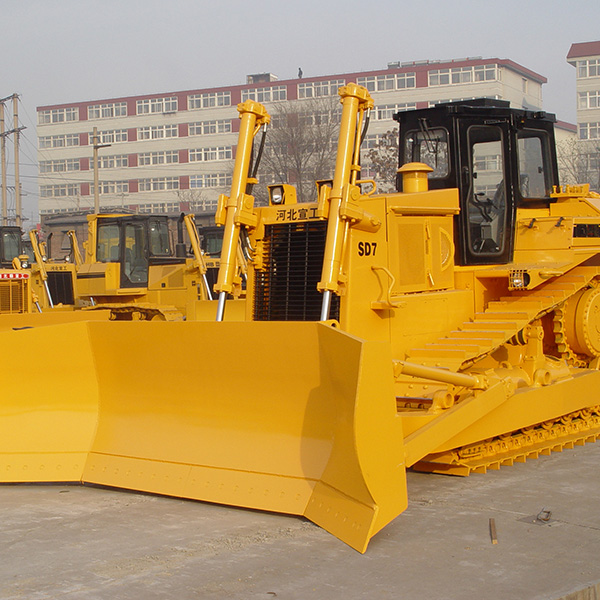 Factory making Shantui Bulldozer For Sale -
