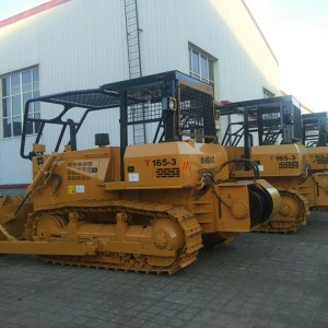 Manufacturer for Shantui Small Bulldozer -