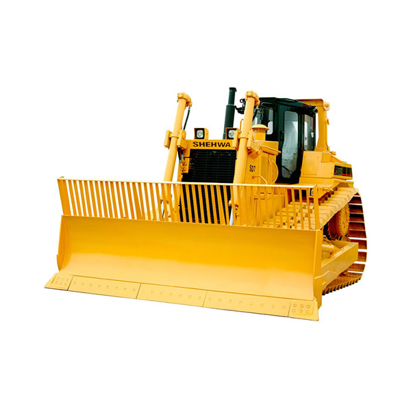 Affald Deponering Bulldozer SD7HW Featured Billede