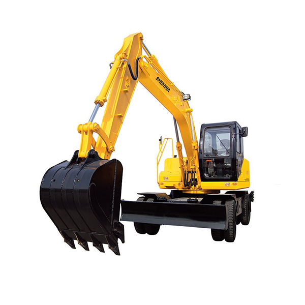 HBXG-HTL120-9 Wheel Excavator Featured Image