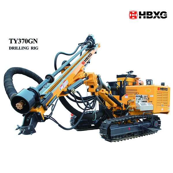 Drilling rig HBXG-TY370 Featured Image